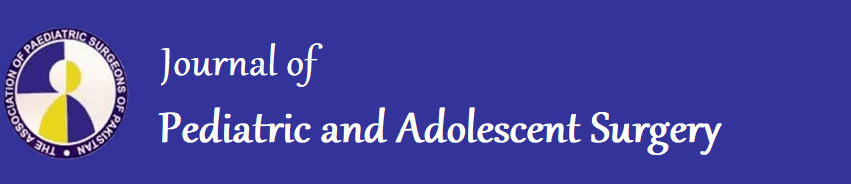 Journal of Pediatric and Adolescent Surgery